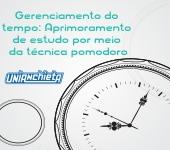 Anchieta Evento Nemp Gerenciamento do Tempo: Aprimoramento de estudo por meio da técnica pomodoro