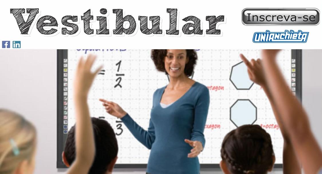 Vestibular pedagogia